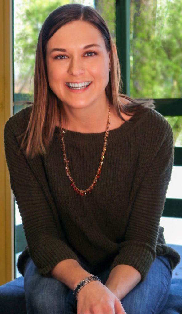 Ashley Smiling